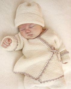 We Like Knitting: Bedtime Stories - Free Pattern