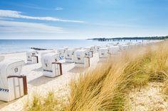 Worauf wartet ihr noch? Ab in den Ostsee-Urlaub!!! #Badeurlaub #Strand #Beach #Sommer #Sonne #Sun #Summer #Meer ©Markus Mönch - Fotolia
