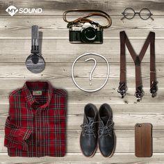 Amati o odiati: cosa non può mancare nel look di un vero #hipster? #Outfit #Look #Stile #Style #Fashion #Vestiti #Clothes #Musica #Music #Cuffie #Headphones #MySound #SpeakDenim