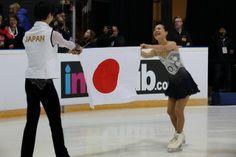 Yuzuru Hanyu and Akiko Suzuki(JAPAN) Finlandia Trophy 2013