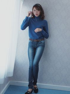 Girls Jeans, Japanese Girl, Tights, Normcore, Skinny Jeans, Denim, Sexy, Womens Fashion, Pants