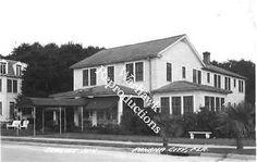 Seaside Hotel Panama City Florida Circa 1940 2