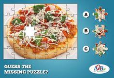 Quiz time!  Guess the missing puzzle.  #AdyarAnandaBhavan #Food #Foodie #Foodiechats #vegetarian #vegan