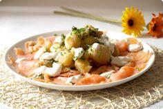 Ensalada de patata perfecta de Jamie Oliver | Velocidad Cuchara