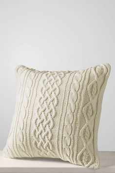 I'm thinking about buying some girls sweaters at the consignment sale next month and making pillow covers for winter :)