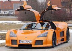 Fast Cars: Gumpert Apollo Top Sports Car