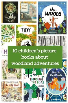 10 children's picture books about woodland adventures - Little Green Explorers - Outdoor learning events and activities Science Student, Social Science, Us Universities, Outdoor Learning, Outdoor Activities, Adventure Style, Forest School, Children's Picture Books, Nature Pictures