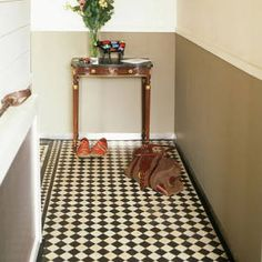 Hall On Pinterest Encaustic Tile Victorian Tiles And