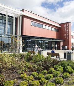 Morriston Hospital's £60m outpatient department officially opens