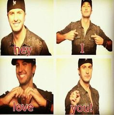 I love you too Baby!