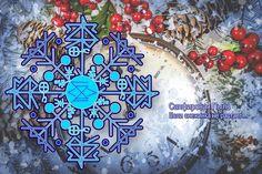 АвторСапфировая Пыль В центре: Ансуз + Дагаз + Феху + Йера - где ваше желание, которое вы держите в голове, успешно трансформируется в реальность; Эйваз + Перт