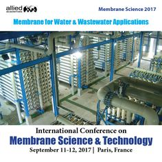 Membrane for Water & Wastewater Applications: Membrane #water treatment systems were initially used only in desalination projects. But developments in # membrane technology have made them a progressively popular choice for removing microorganisms, particulates, and natural organic materials that foul water's taste and taint its clarity.#Water treatment membranes are thin pieces of material that are able to detach contaminants based on assets such as size or charge.
