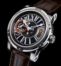 DAILY WATCH: Louis Moinet Whisky Watch