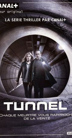 The Tunnel (TV Series 2013– ) This was really good, bit gory but good.