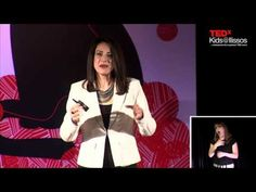"""Aspa Tsamadi speaks at a 2015 TEDxKids event in Athens, Greece. Aspa Tsamadi is the founder of """"Aspa Online"""" (aspaonline.gr) and the co-founder of """"M."""