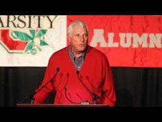 Bob Knight @ 2012 OSU HOF