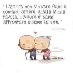 Invecchiare insieme: il vero amore è imperfetto, pieno di problemi, per questo vero amore. Nicoletta Lastella #sviluppocognitivo Impara ad imparare.