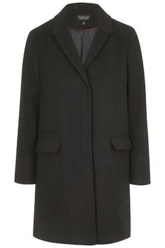 Slim Pocket Coat