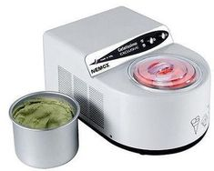 Nemox Gelatissimo Exclusive – Mini PC Caffe Gelato Machine, Gelato Maker, Ozone Layer, Industrial Restaurant, Stainless Steel Bowl, Ice Cream Maker, Cooking Tools, Frozen Yogurt, Sorbet