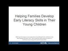 GRADS360° - Home > Overview > Early Learning Language and Literacy Series