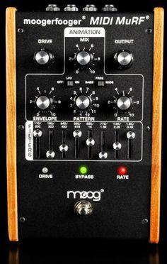 Moogerfooger - MF-105M MIDI MuRF