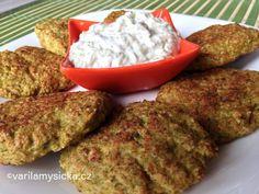 Czech Recipes, Ethnic Recipes, Healthy Cooking, Healthy Recipes, Dieta Detox, Tofu, Seitan, Broccoli, Banana Bread