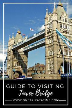 Read our guide to visiting Tower Bridge, together with some ideas for ways to make a day of it with other things to see and do in the vicinity