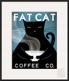 Cat Coffee, by Ryan Fowler