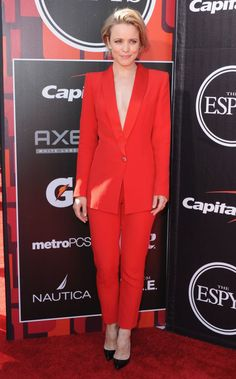 Rachel McAdams in Cristiano Burani at the EPSYs. See all the looks from the night.
