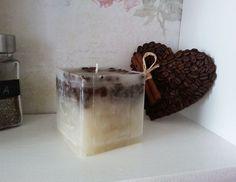 Kaffeebohnen-Duftkerze aus Resten herstellen   Frag Mutti