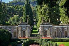 Italian Botanical Heritage » Villa d'Este