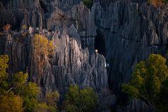 Stone Forest at Tsingy, Madagascar