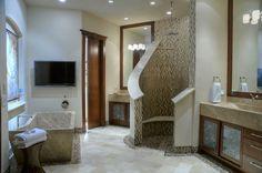 "Bathroom ""Lipoa Estates | John Soderstrom & Co. Hawaii Custom Home Builder - Projects"""