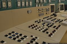 Master Control Room Of Kalinin Nuclear Power Plant, Russia Nuclear Power, Control Panel, Factors, Russia, This Is Us, Photo Wall, Rooms, Frame, Creative