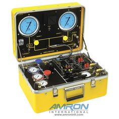 Amron International Amcommand II Model 8225-HP Two Diver - Air Control…