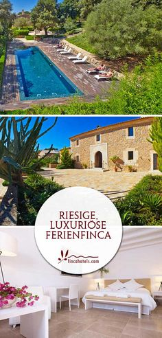 Hell, weiß und rein – wie im Himmel fühlt es sich an, wenn man das Ferienhaus Son Simo Vell auf Mallorca betritt. Aufgelockert durch raffinierte Farbakzente, bildet das ursprüngliche Bauernhaus mit seinem minimalistischen Interieur eine wunderbare Einheit und Ausgewogenheit mit seiner ländlichen Umgebung im Nordosten Mallorcas.