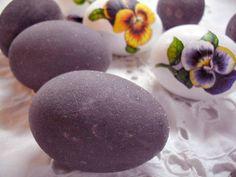 Gaga u kujni: Kristalna jaja bojena u crnom vinu