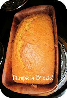 My #pumpkin bread w/ #recipe