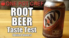 NEW VIDEO: Taste Test: Root Beer (USA) Watch the video here: http://youtu.be/rbvUBltoKAc