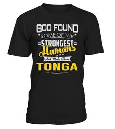 God Found Some of the Strongest Humans And Made Them TONGA #Tonga