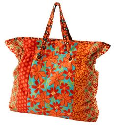 This is my favorite tote pattern!!