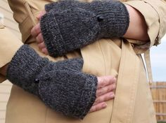 The Jodie Fingerless Glove pattern combines the warmth of a mitten with the fashion of a wrist warmer. Description from etsy.com. I searched for this on bing.com/images