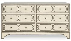 Cabrillo Nailhead Dresser is a modern storage dresser by Bernhardt. This dresser is decorated with nailheads and will add a unique element to your space. http://www.luxehomephiladelphia.com/Cabrillo-Nailhead-Dresser-Bernhardt-Furniture-p/oin19909.htm