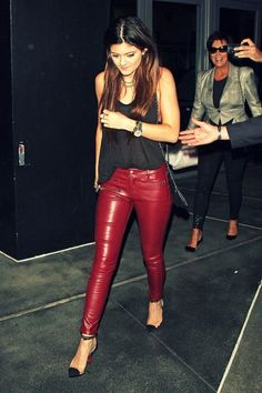 Kylie Jenner outfit <3