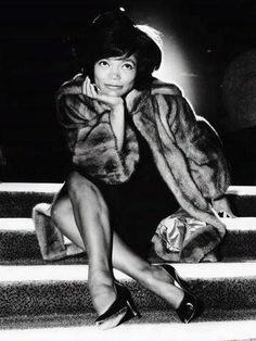 Eartha Kitt, one of the most gorgeous cat women.