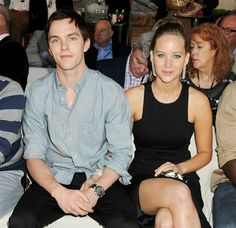 "Jennifer Lawrence's under-the-radar, two-year romance with her ""X-Men"" co-star Nicholas Hoult fizzled out in January, but proximity apparently helped reignite the flame. They reconnected over the summer on the Montreal set of ""X-Men: Days of Future Past,"" and he discreetly stuck by her side at the London premiere of ""The Hunger Games: Catching Fire"" in November. Insiders, however, were quick to deny engagement rumblings. In other reunion news …"