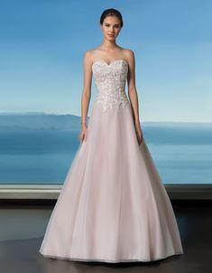 Trouwjurk Taupe Kleur.De 106 Beste Afbeelding Van Orea Sposa Trouwjurken Marriage Dress