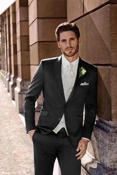Imagini pentru black suit combinations for men | CHESTI DE ...