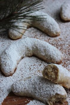 Hungarian Desserts, Hungarian Recipes, Christmas Sweets, Christmas Cooking, Cake Recipes, Dessert Recipes, Cherry Cake, Biscuit Cookies, Small Cake