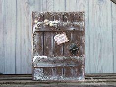 """""""VIVA LA VISTA"""": Скрап-задание - Дверь"""